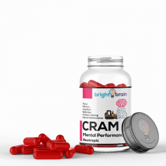 Cram Nootropic Bottle
