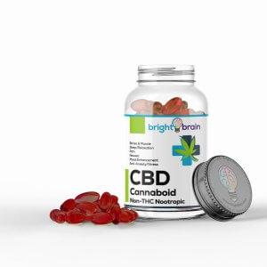 CBD With Curcumin