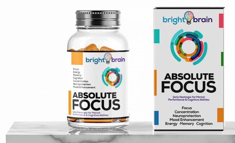 absolute focus nootrpics